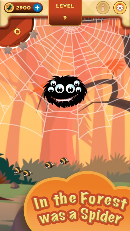 Feed the Spider! screenshot-0