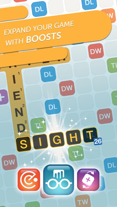 Words With Friends Classic Screenshot on iOS