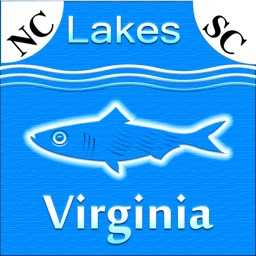 Virginia-WV-NC-SC Lakes Fishes