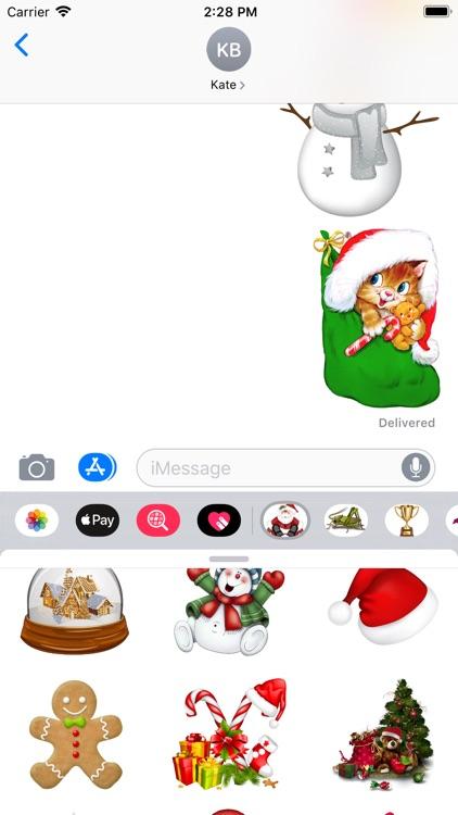 Merry Christmas Pro screenshot-4