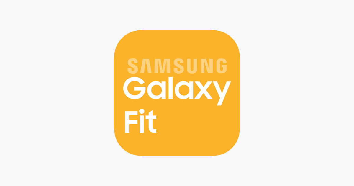 Samsung Galaxy Fit (Gear Fit) on the App Store