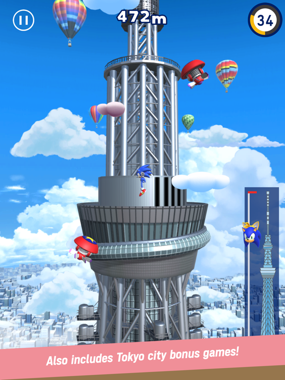 iPad Image of SONIC AT THE OLYMPIC GAMES