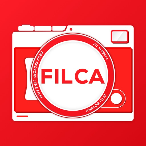 FILCA - SLR Film Camera app for iphone