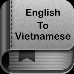 English to Vietnamese Dict ●