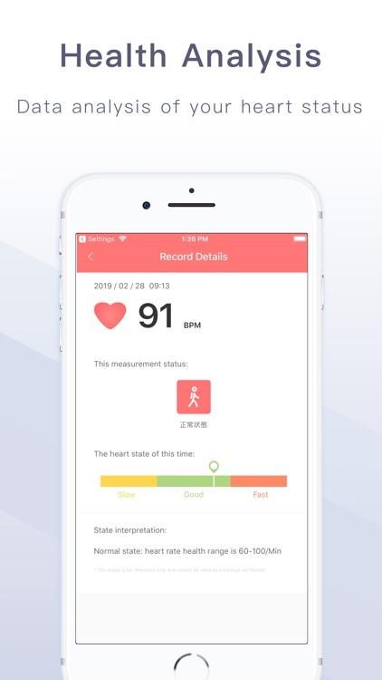 Heart Rate - Daily Tracker screenshot-3