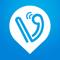 App Icon for VietTalk App in Egypt IOS App Store