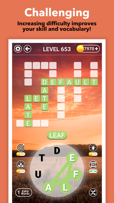 Word Views: Word Search Puzzle screenshot 2