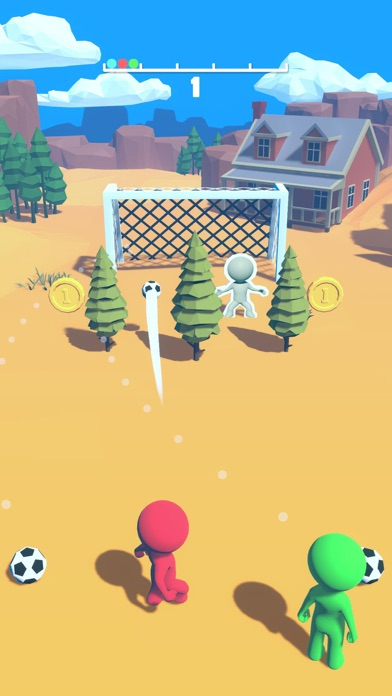 Five Goals screenshot 2
