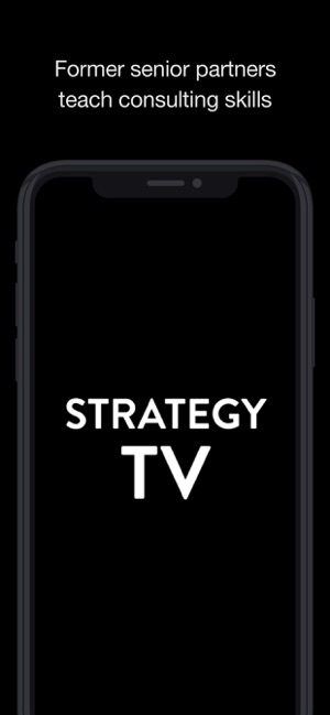Strategy TV on the App Store