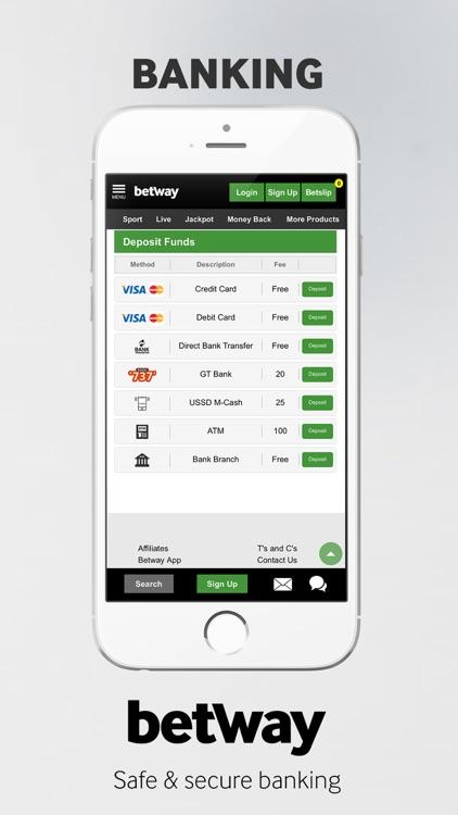 Betway - Sports Betting screenshot-9