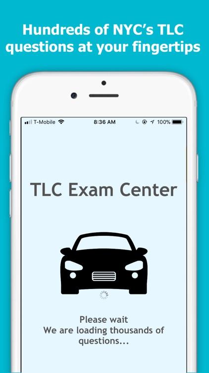 TLC Exam Center: Prep & Study