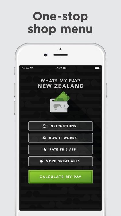 Whats my pay? NZ 2019-2020 screenshot-4