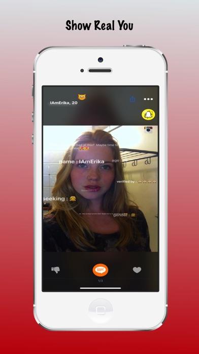 Screenshot for Hahanono - Chat & Get Naughty in Jordan App Store