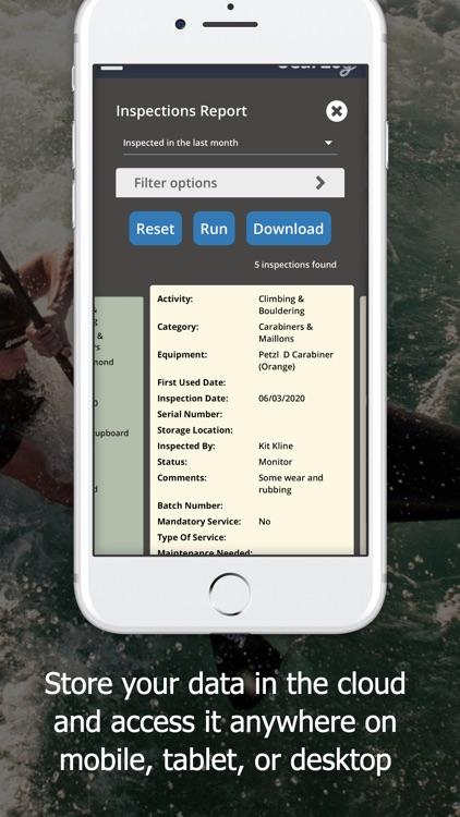 GearLog screenshot-8