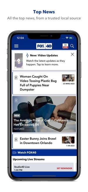 FOX40 News - Sacramento on the App Store
