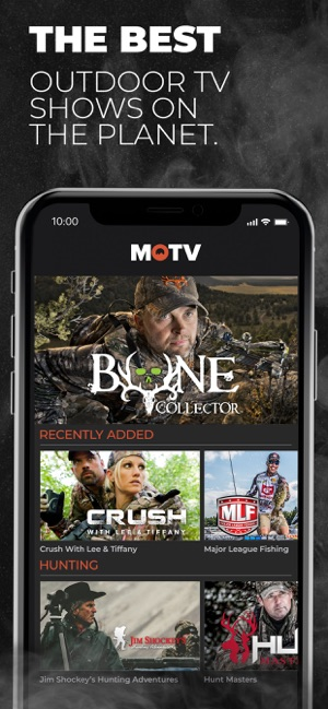 MyOutdoorTV: Hunt, Fish, Shoot on the App Store