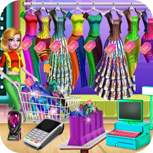 Supermarket shopping games