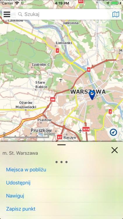Geoportal Mobile screenshot-3