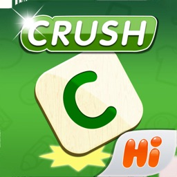 Crush Letters - Word Search