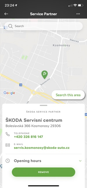 ŠKODA Connect on the App Store