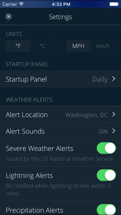 DCW50 - DC Weather Watchのおすすめ画像5