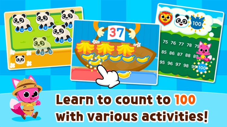 Pinkfong Numbers Zoo