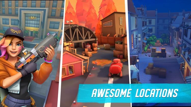 Heroes of Warland: Team FPS screenshot-3