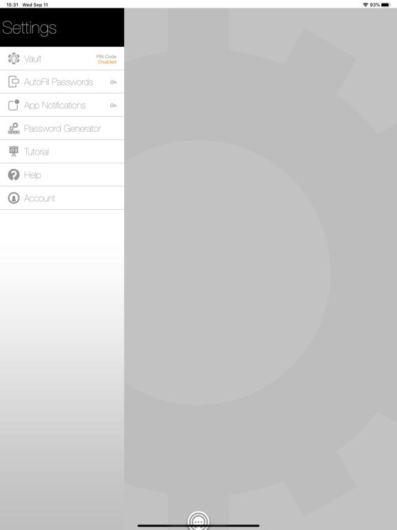 Norton Identity Safe – Secure password manager screenshot