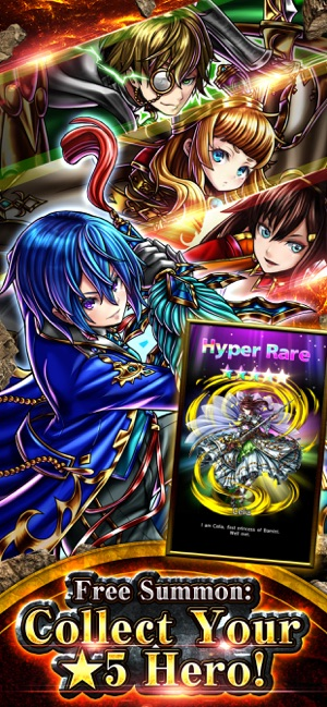 Grand Summoners on the App Store