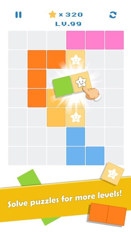 Endless Blocks - puzzle games screenshot-3