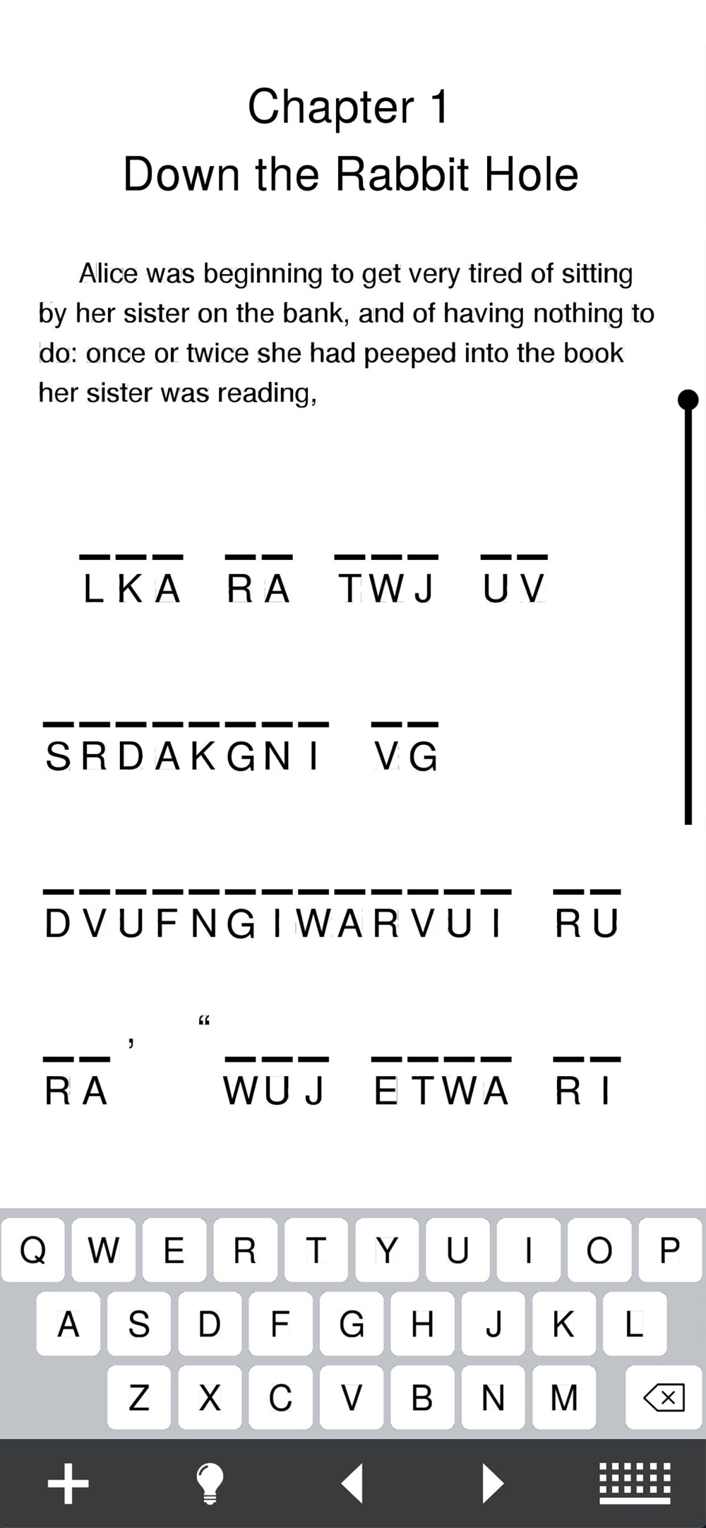 Cryptogram Tale Cheat Codes