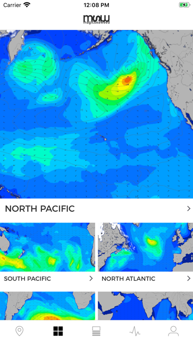 Msw Surf Forecast review screenshots