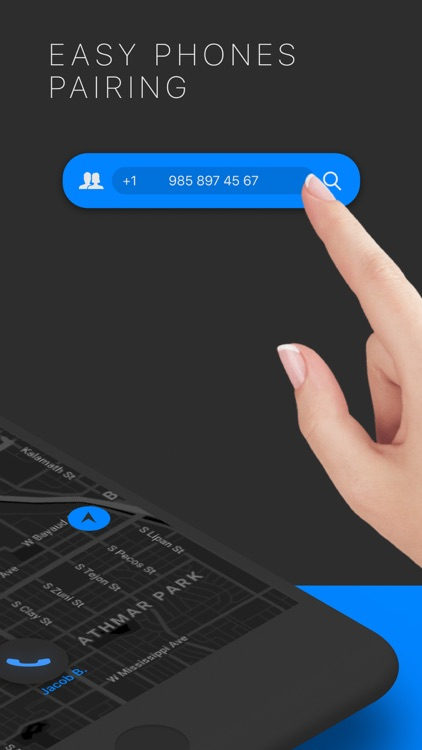 Find Phone Location Tracker