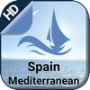 Spain Mediterranean Charts - iPhoneアプリ