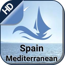 Spain Mediterranean Charts