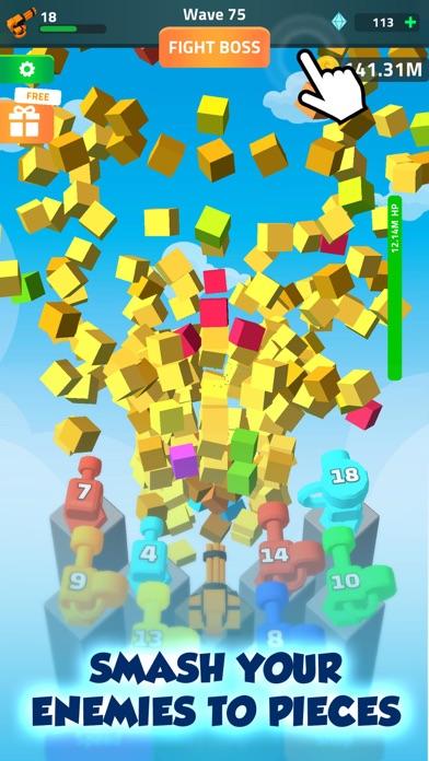 Color Fusion - Idle Game screenshot 1
