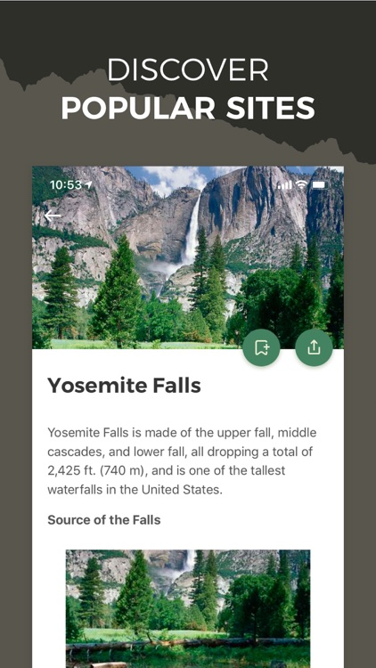 NPS Yosemite National Park screenshot-1