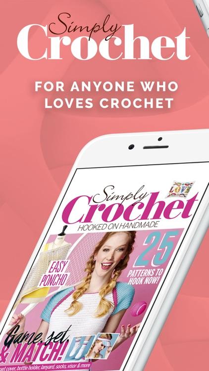 Simply Crochet Magazine