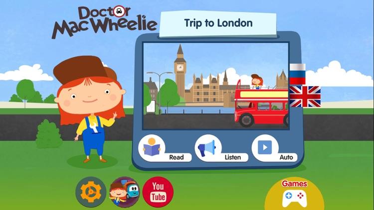Doctor McWheelie: London screenshot-6