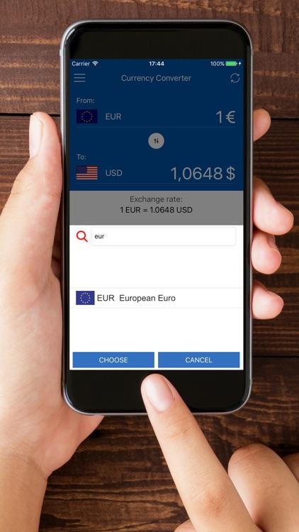 Currency Converter screenshot-3