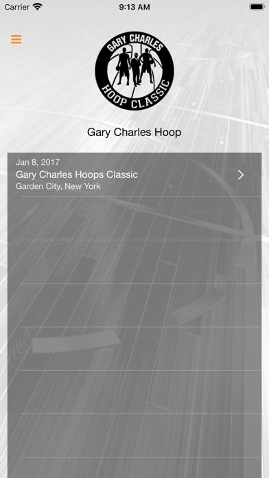 Gary Charles Hoops screenshot one