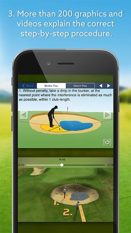 Expert Golf – iGolfrules 2019 screenshot-3