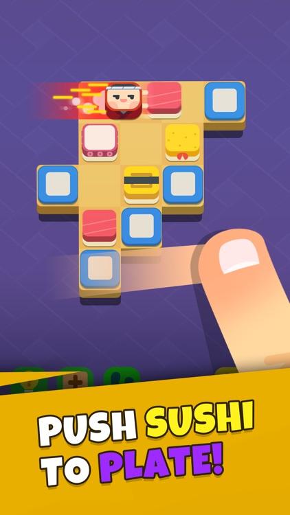 Sushi Factory - Slide Puzzle screenshot-0