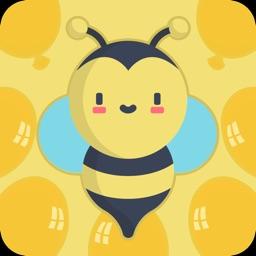 Bubble Bee - Pop the balloon