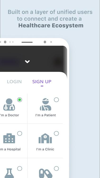 Medinin - For Doctors, Clinics screenshot-4