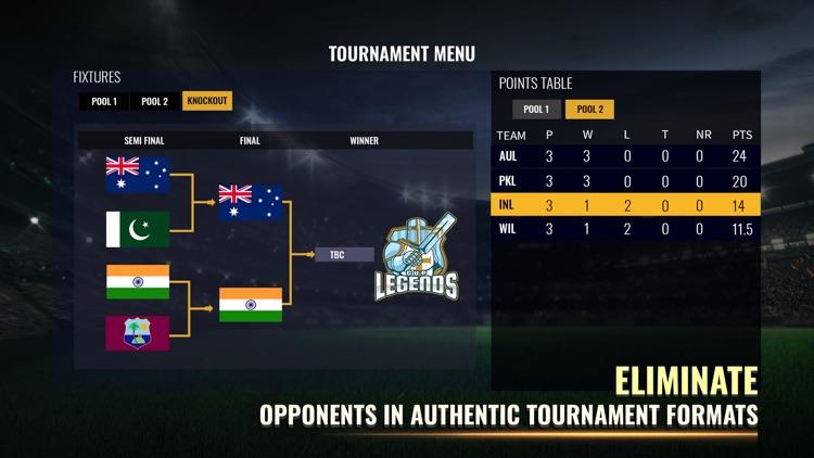 Sachin Saga Cricket Champions screenshot-6
