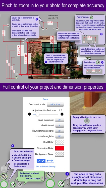 Photo Measure wall dimensions screenshot-3