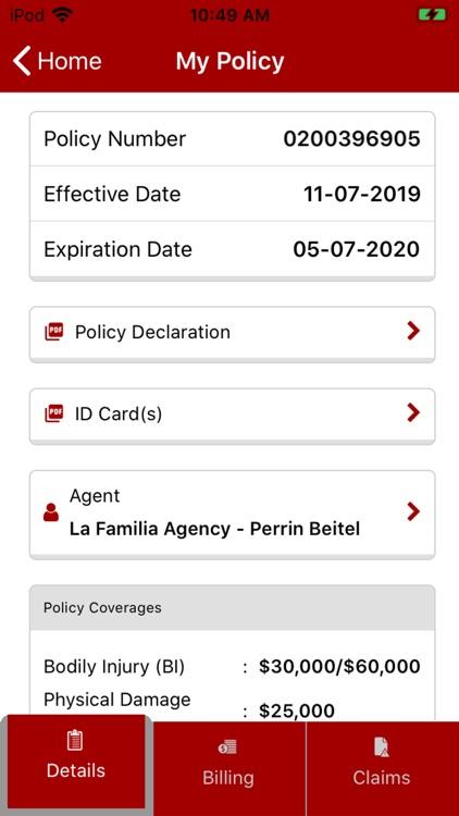 Falcon Insurance Company screenshot-3
