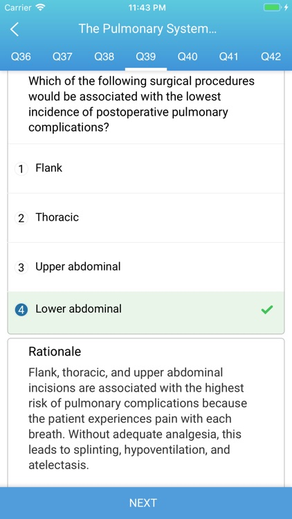 CCRN Adult Critical Care Exam screenshot-3