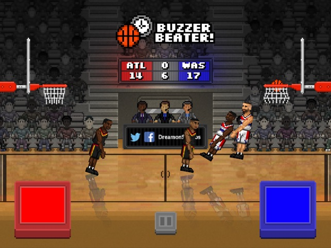 ‎Bouncy Basketball Screenshot